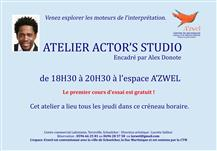 ACTOR'S STUDIO juin (1)