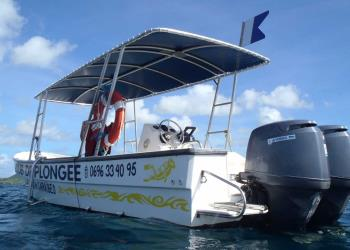 PLONGEE IMMERSION CARAIBES