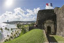 Fort Saint Louis _ Fort de France4