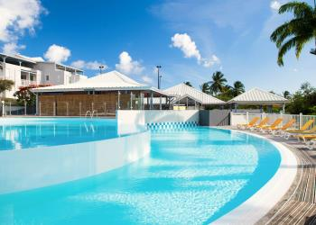 Karibea Resort Sainte Luce - piscine (4)-1-2