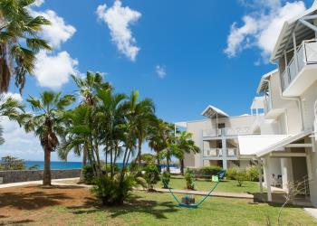 Karibea Resort Sainte Luce - vue d'ensemble