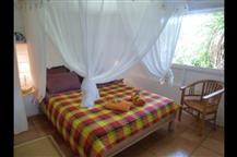 La chambre Madras, la plus petite