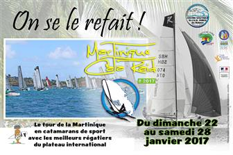 MARTINIQUE CATA RAID 2017