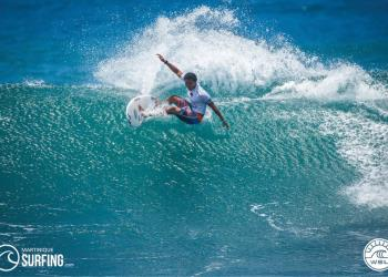 Martinique Surf Pro 2015 - Joshua Moniz