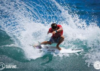 Martinique Surf Pro 2015 - Lucas Silveira