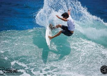 Martinique Surf Pro 2015 - Matheus Navarro