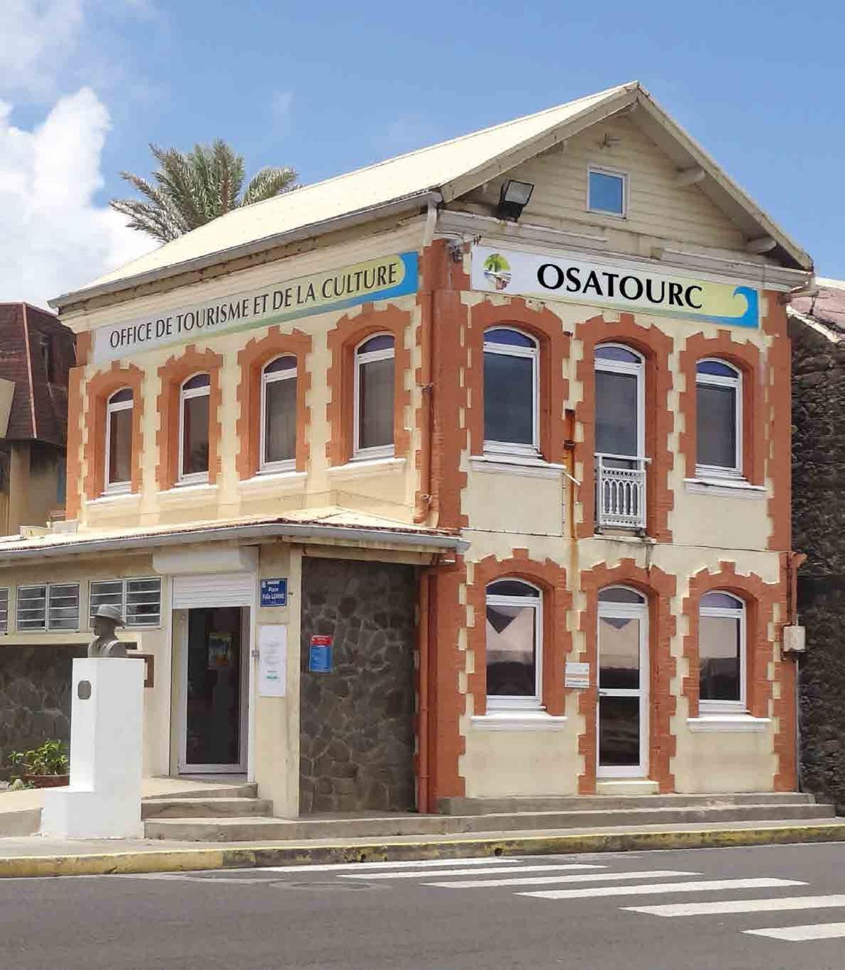 Sainte marie martinique office du tourisme - Office du tourisme oloron sainte marie ...