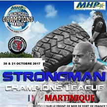 STRONGMAN CHAMPION LEAGUE MARTINIQUE