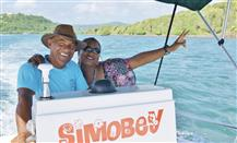 Simobey-Ballades en Mer Martinique-Cote Atlantique
