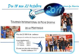 Tournoi International de Pêche Sportive 2017