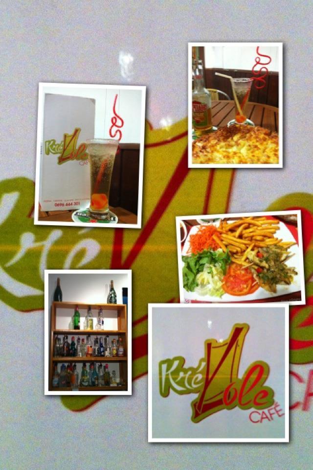 Kre'yole Café