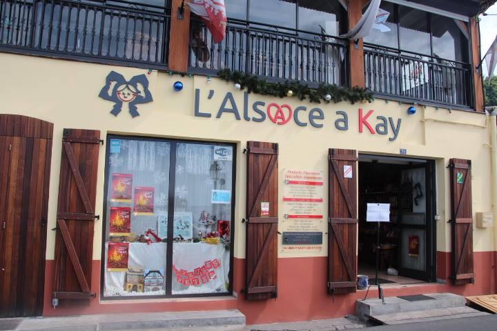 L'Alsace a Kay n