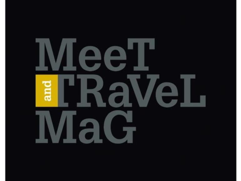 Logo Meet and Travel Mag
