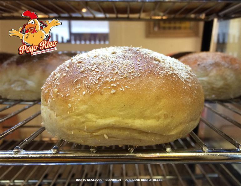 PANIOC, le pain à base de farine de manioc de POYO RICO