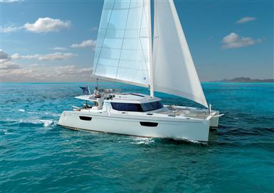 Une flotte d'une trentaine de catamaran, du Mahé 36 à l'Eleuthera 60, pour des croisières privatisées